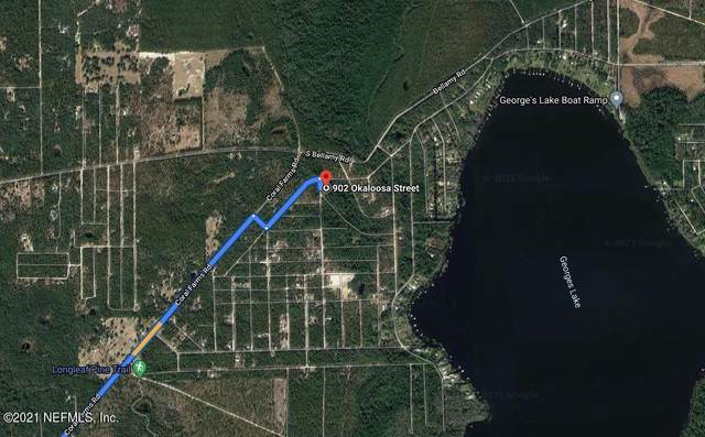 902 Okaloosa St, Florahome, FL 32140 (MLS #1101121) :: Crest Realty