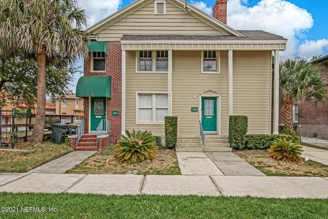 2589 Park St, Jacksonville, FL 32204 (MLS #1101230) :: The Hanley Home Team