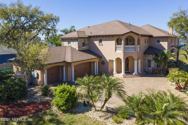 117 Grand Oaks Dr, St Augustine, FL 32080 (MLS #1101236) :: EXIT Real Estate Gallery