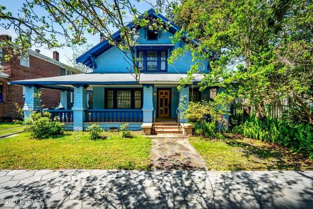 2775 Riverside Ave, Jacksonville, FL 32205 (MLS #1101237) :: The Hanley Home Team