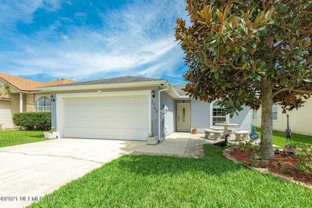 2763 Lantana Lakes Dr W, Jacksonville, FL 32246 (MLS #1101240) :: Keller Williams Realty Atlantic Partners St. Augustine