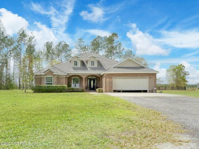 27194 Dump Truck Ln, Hilliard, FL 32046 (MLS #1101385) :: Olde Florida Realty Group
