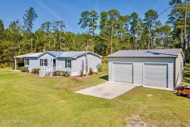 208 Ponderosa Pine Ct, Georgetown, FL 32139 (MLS #1101399) :: Ponte Vedra Club Realty
