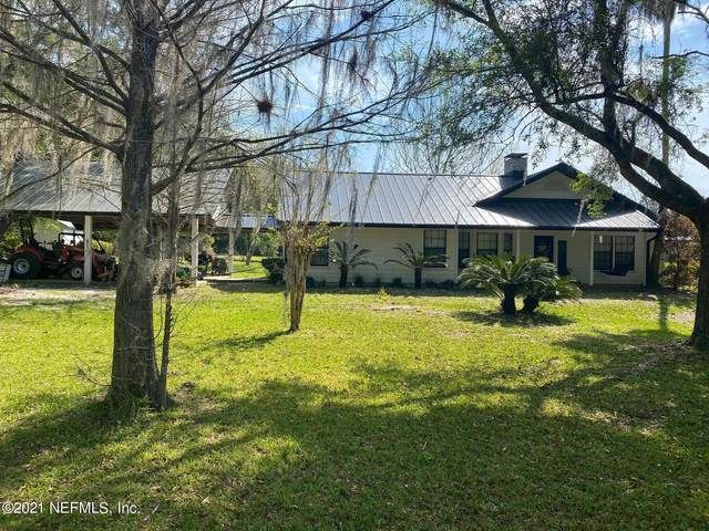 22929 E 1474 County Road, Hawthorne, FL 32640 (MLS #1101407) :: EXIT Real Estate Gallery