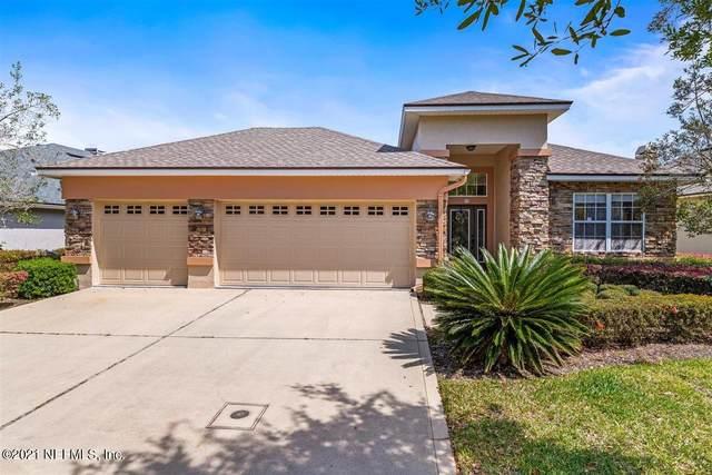 1411 Barrington Cir, St Augustine, FL 32092 (MLS #1101431) :: The Hanley Home Team