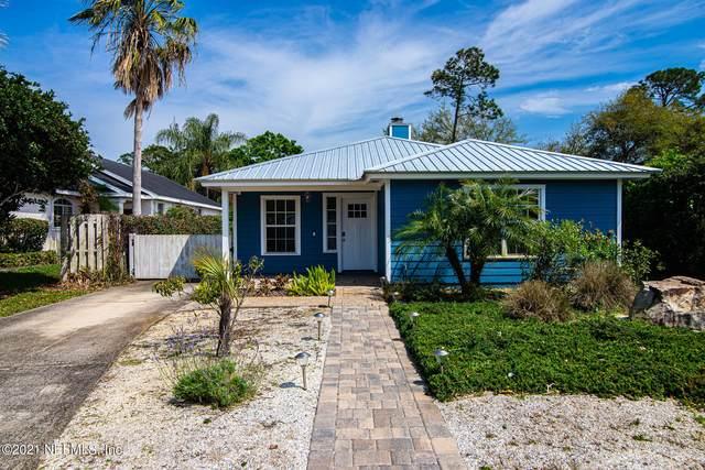 3827 Poincianna Blvd, Jacksonville Beach, FL 32250 (MLS #1101477) :: Crest Realty