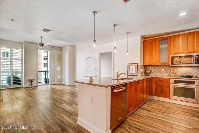 1431 Riverplace Blvd #1002, Jacksonville, FL 32207 (MLS #1101538) :: The Coastal Home Group