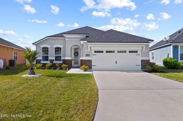 671 Charter Oaks Blvd, Orange Park, FL 32065 (MLS #1101602) :: Crest Realty