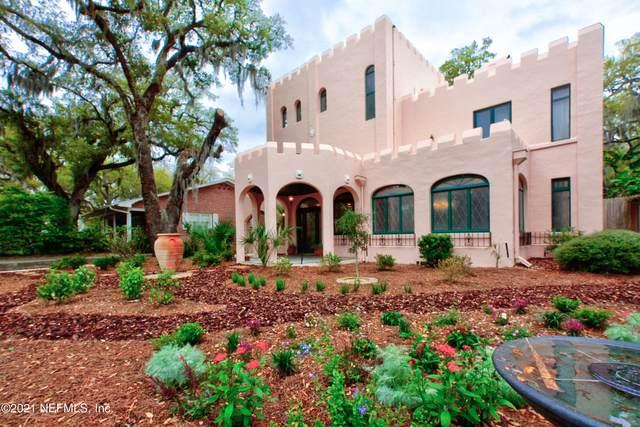 16 May St, St Augustine, FL 32084 (MLS #1101613) :: Ponte Vedra Club Realty
