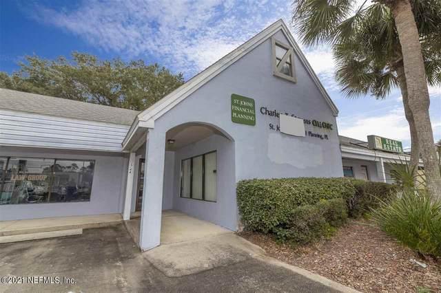 2744 Us Highway 1 S, St Augustine, FL 32086 (MLS #1101625) :: Noah Bailey Group