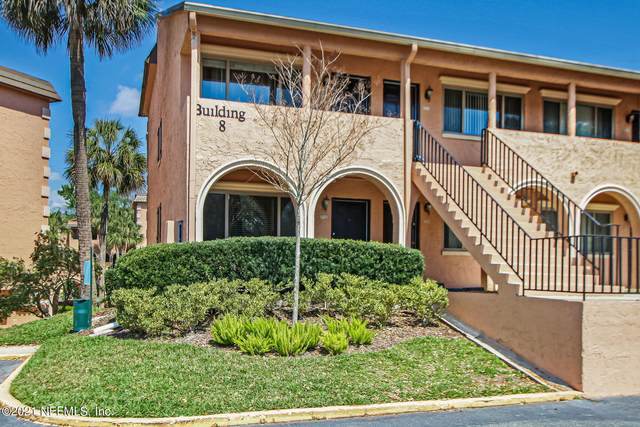 5375 Ortega Farms Blvd #802, Jacksonville, FL 32210 (MLS #1101663) :: Ponte Vedra Club Realty