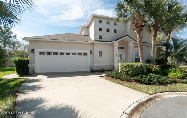 613 Cedar Bough Ct, St Augustine, FL 32080 (MLS #1101668) :: The Newcomer Group