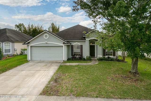 256 N Hidden Tree Dr, St Augustine, FL 32086 (MLS #1101717) :: CrossView Realty