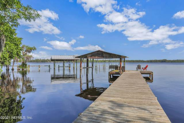 8232 River Rd, St Augustine, FL 32092 (MLS #1101755) :: The Coastal Home Group