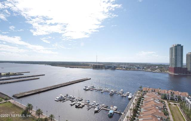400 East Bay St #1506, Jacksonville, FL 32202 (MLS #1101760) :: Endless Summer Realty