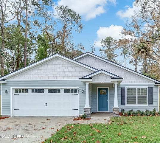 2294 Forest Blvd, Jacksonville, FL 32246 (MLS #1101769) :: The Coastal Home Group