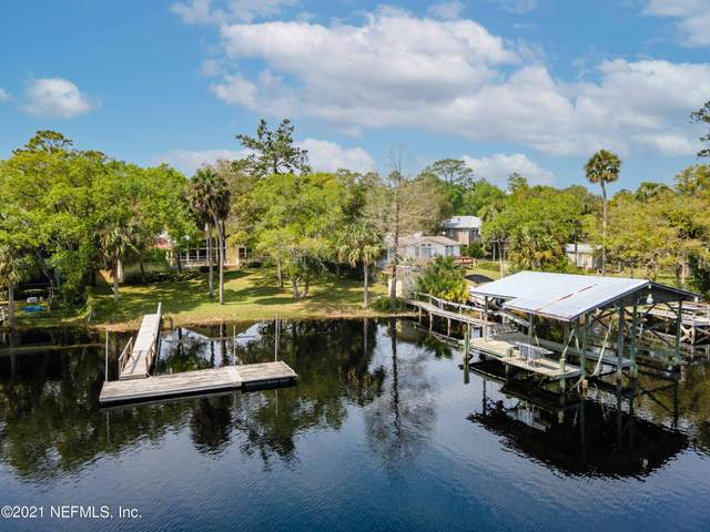 400 Cedar St NE, Steinhatchee, FL 32359 (MLS #1101776) :: The Hanley Home Team