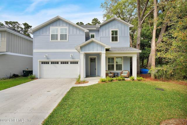 801 Paradise Ln, Atlantic Beach, FL 32233 (MLS #1101830) :: The Coastal Home Group