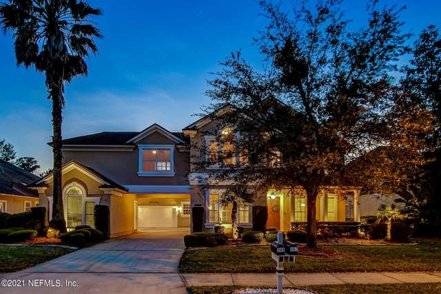 2168 Autumn Cove Cir, Fleming Island, FL 32003 (MLS #1101917) :: The DJ & Lindsey Team