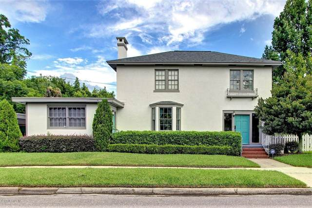 1420 Belvedere Ave, Jacksonville, FL 32205 (MLS #1101918) :: CrossView Realty