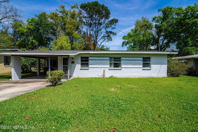 5247 Glenwood Ave, Jacksonville, FL 32205 (MLS #1101928) :: The Newcomer Group