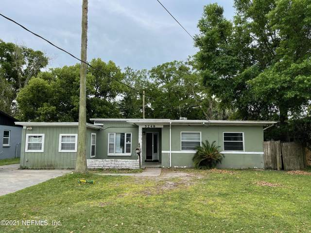 5248 Shirley Ave, Jacksonville, FL 32210 (MLS #1101985) :: The Newcomer Group