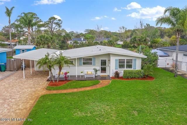 516 Oak St, Neptune Beach, FL 32266 (MLS #1101991) :: EXIT Real Estate Gallery