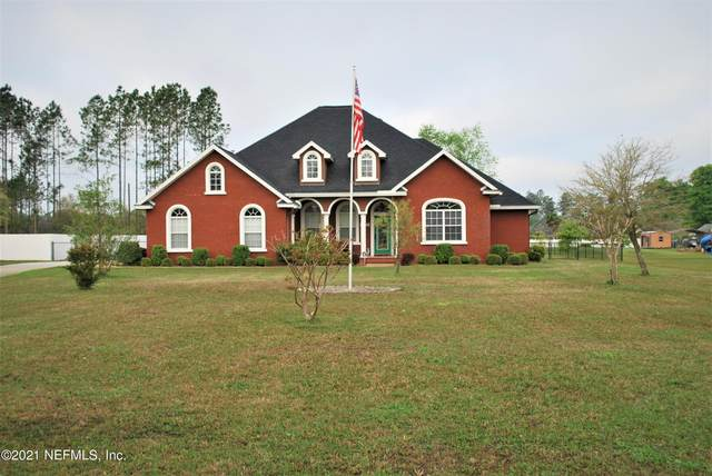 14342 Hunters Ridge E, Glen St. Mary, FL 32040 (MLS #1102020) :: The Coastal Home Group