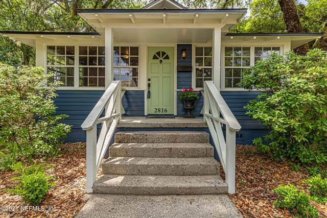 2816 Harvard Ave, Jacksonville, FL 32210 (MLS #1102039) :: EXIT Inspired Real Estate