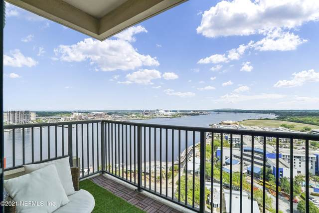 1478 Riverplace Blvd #2007, Jacksonville, FL 32207 (MLS #1102087) :: Ponte Vedra Club Realty
