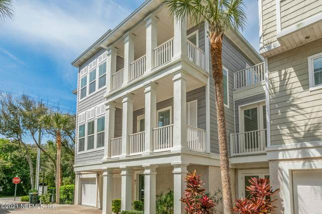 81 Beach Cottage Ln #101, Atlantic Beach, FL 32233 (MLS #1102161) :: EXIT Real Estate Gallery