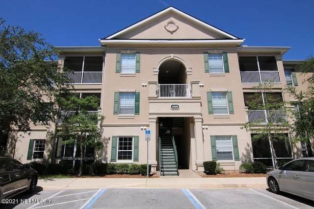 8601 Beach Blvd #407, Jacksonville, FL 32216 (MLS #1102171) :: Ponte Vedra Club Realty