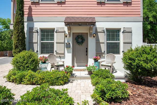 96 De Haven St, St Augustine, FL 32084 (MLS #1102250) :: EXIT Real Estate Gallery