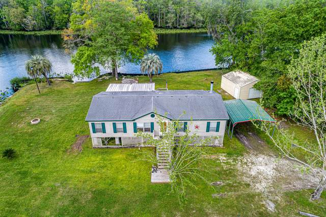 2746 Hidden Waters Dr N, GREEN COVE SPRINGS, FL 32043 (MLS #1102332) :: Berkshire Hathaway HomeServices Chaplin Williams Realty