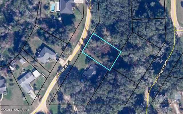0 Merrian Rd, Keystone Heights, FL 32656 (MLS #1102358) :: EXIT Inspired Real Estate