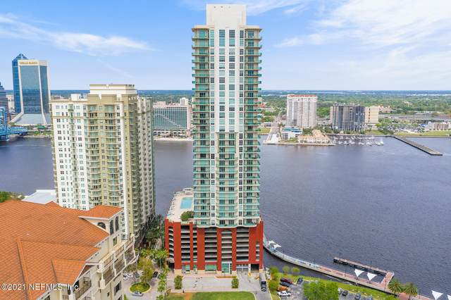 1431 Riverplace Blvd #2907, Jacksonville, FL 32207 (MLS #1102362) :: The Every Corner Team