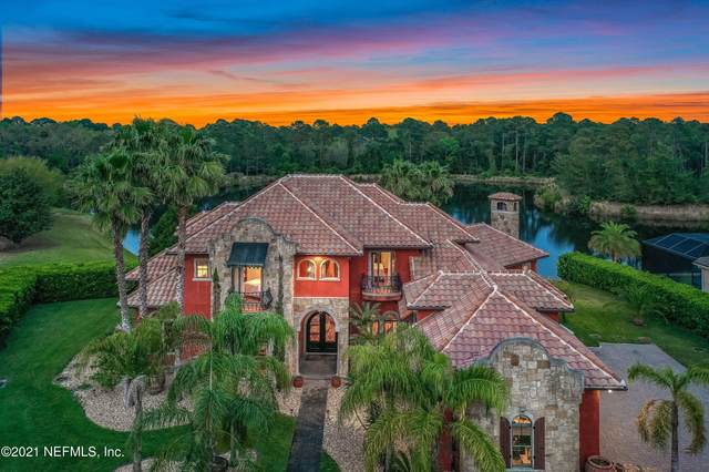 100 Corbata Ln, St Augustine, FL 32095 (MLS #1102375) :: EXIT Real Estate Gallery