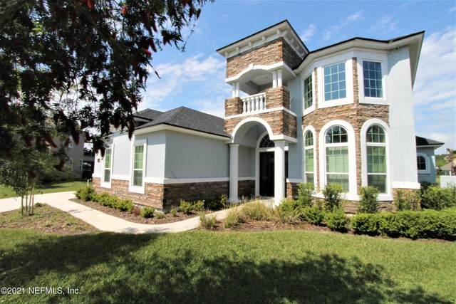 4442 Carriage Oak Ln, Orange Park, FL 32065 (MLS #1102380) :: EXIT Real Estate Gallery
