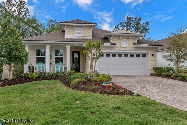 31 Ace Ct, St Augustine, FL 32092 (MLS #1102404) :: The Every Corner Team