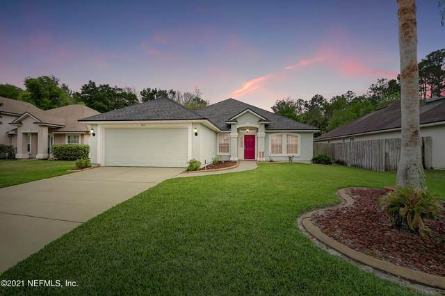 5372 Hidden Gardens Dr, Jacksonville, FL 32258 (MLS #1102407) :: Ponte Vedra Club Realty