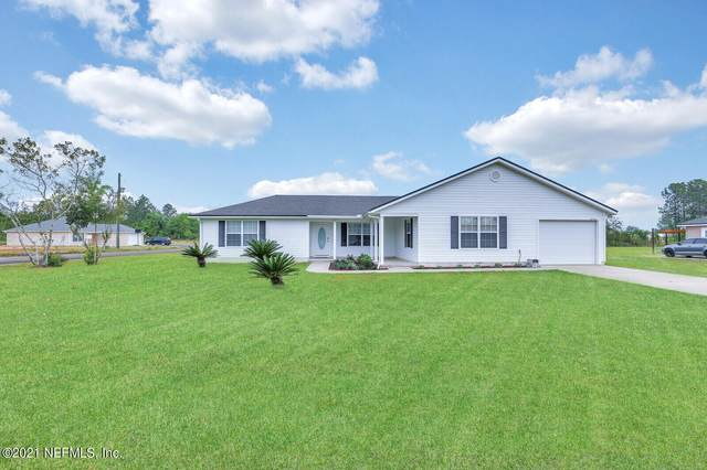 27150 W 10TH Ave, Hilliard, FL 32046 (MLS #1102439) :: The Hanley Home Team