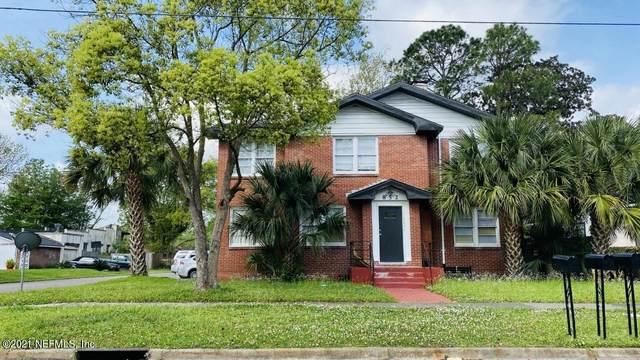 852 St Clair St, Jacksonville, FL 32254 (MLS #1102465) :: The Coastal Home Group