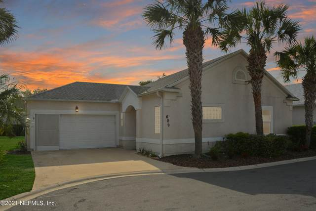 609 Cedar Bough Ct, St Augustine, FL 32080 (MLS #1102468) :: The Newcomer Group