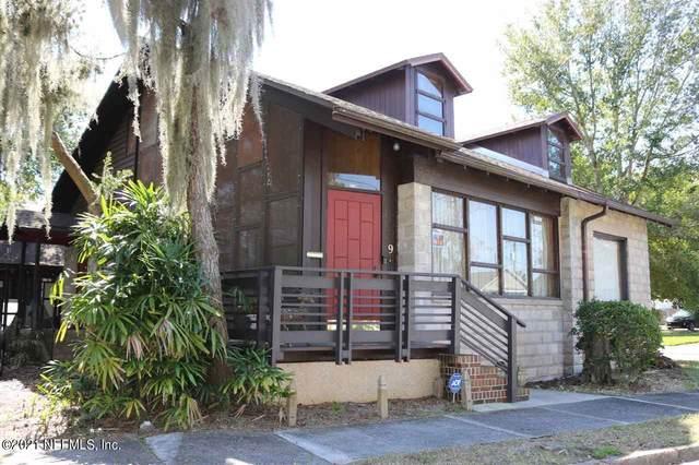 9 Venancio St, St Augustine, FL 32084 (MLS #1102498) :: The Every Corner Team