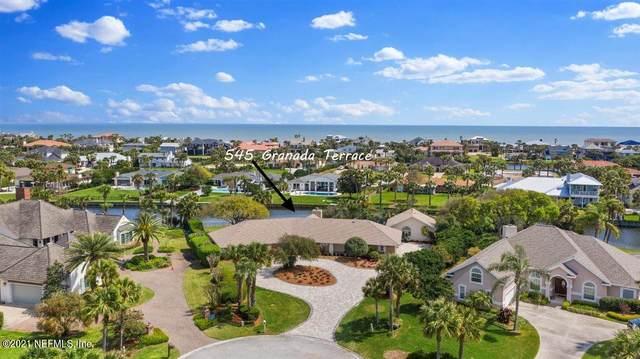 545 Granada Ter, Ponte Vedra Beach, FL 32082 (MLS #1102524) :: Keller Williams Realty Atlantic Partners St. Augustine