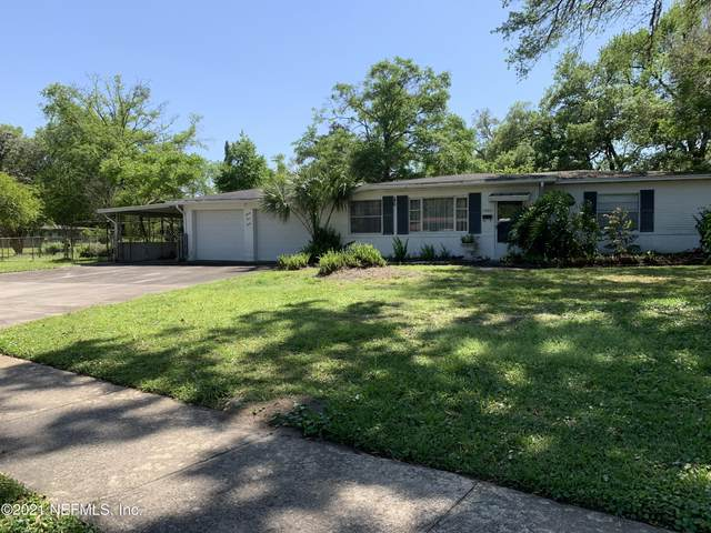 3960 Abby Ln, Jacksonville, FL 32207 (MLS #1102611) :: CrossView Realty