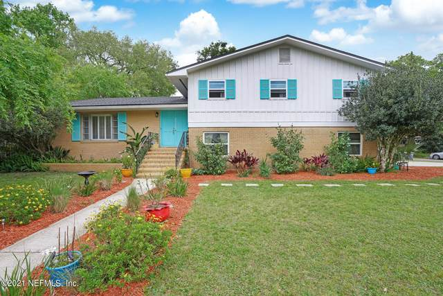 2906 Caballero Ct, Jacksonville, FL 32217 (MLS #1102632) :: Military Realty