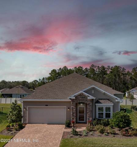 182 Crown Colony Rd, St Augustine, FL 32092 (MLS #1102654) :: The Hanley Home Team