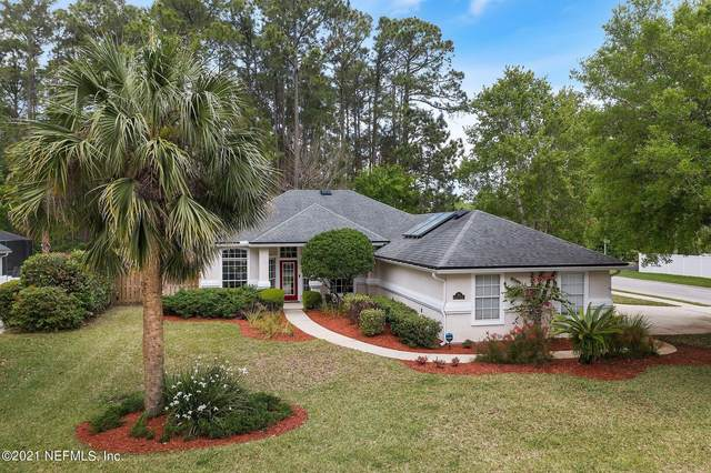 852 Buckeye Ln W, Jacksonville, FL 32259 (MLS #1102699) :: EXIT Real Estate Gallery
