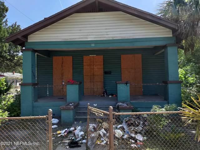 100 W 23RD St, Jacksonville, FL 32206 (MLS #1102706) :: The Hanley Home Team
